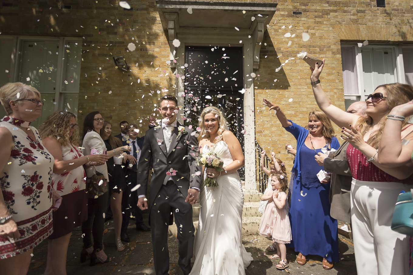 biodegradable confetti essex