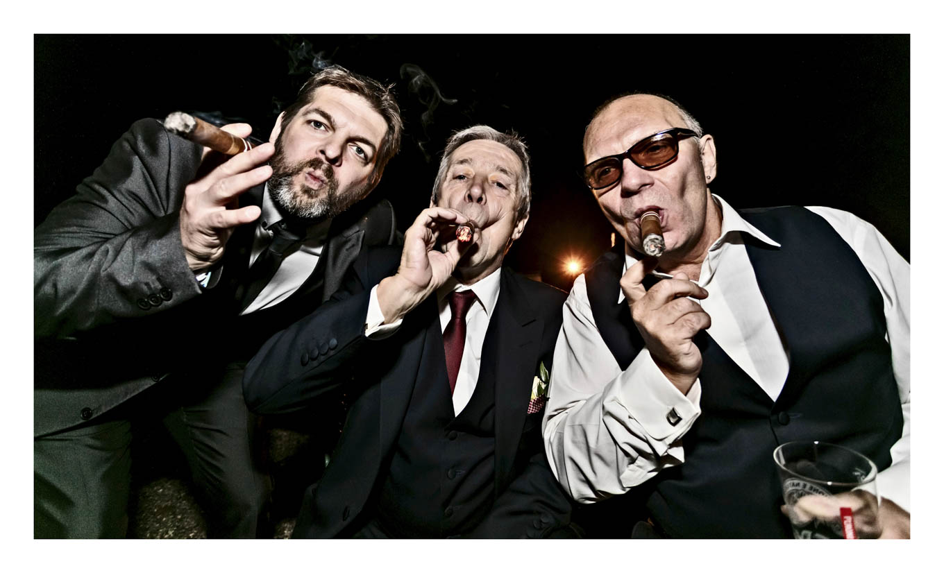 Real Men with Cigars