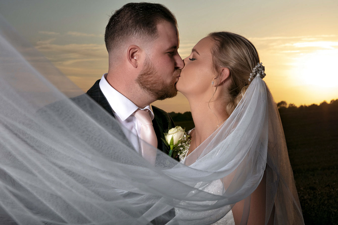 Barny and Chanelle 2019 - The Lodge - 0709