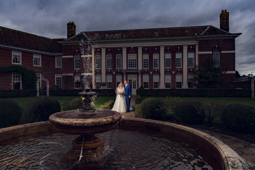 Parklands Quendon Hall Wedding Essex